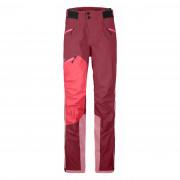 Női nadrág Ortovox Westalpen 3L Pants W piros