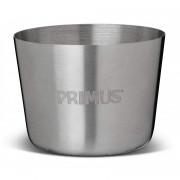 Felespohár Primus Shot glass S/S 4 pcs ezüst