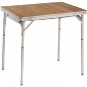 Asztal Outwell Calgary S barna/ezüst