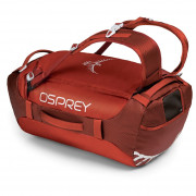Utazótáska Osprey Transporter 40 piros ruffian red