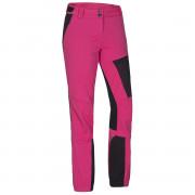 Női nadrág Northfinder Ursula rózsaszín