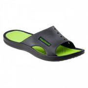 Férfi papucs Aquawave Nahin fekete/zöld