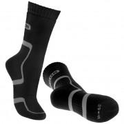 Zokni Bennon Trek Sock fekete/szürke Black-grey