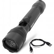 Újratölthető lámpa Energizer Tactical 700lm fekete