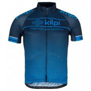 Férfi biciklis mez Kilpi Entero-M kék