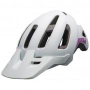 Cyklistická helma Bell Nomad W Mat fehér