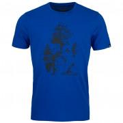 Férfi póló Northfinder Karter kék