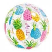Felfújható labda Intex Lively Print Balls 59040NP kék/rózsaszín