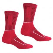 Női zokni Regatta LdySamaris2Season piros