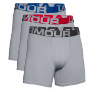 Férfi boxer nder Armour Charged Cotton 6in 3 Pack