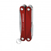 Multitool Leatherman Squirt ES4 piros