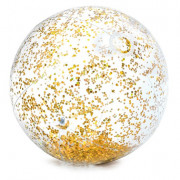 Felfujhato labda Intex Glitter Beach Balls 58070NP arany