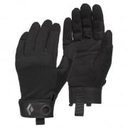 Férfi kesztyű Black Diamond Crag Gloves fekete