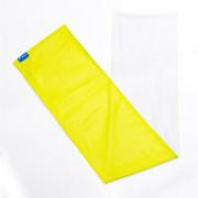 Hűtősál N-Rit Cool Towel Twin sárga Bílý/limetový