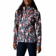 Női kabát Columbia Inner Limits II Jacket kék/piros