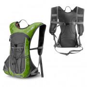 Hátizsák Trimm Biker zöld/szürke green/dark grey