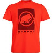 Pánské triko Mammut Trovat T-Shirt Men narancs