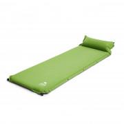 Önfelfújódó matrac Zulu Dreamtime 5 Pillow zöld