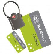 Kártáys utazási lakat STS TSA Travel Lock Cardkey