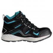 Gyerek cipő Alpine Pro Sibeal fekete/kék