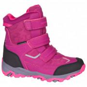 Gyerek télicipő Alpine Pro Acacio rózsaszín