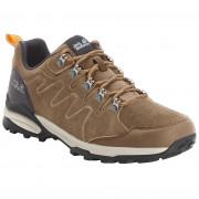 Női cipő Jack Wolfskin Refugio Texapore Low W barna
