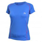 Női póló Northfinder Jedlova kék