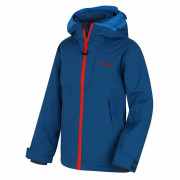 Gyerek téli kabát Husky Zisi K kék