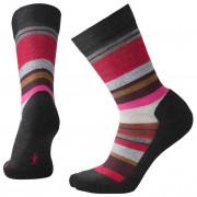Női zokni Smartwool Women's Saturnsphere fekete charcoal heather