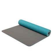 Jógamatrac Yate Yoga Mat kétrétegű TPE