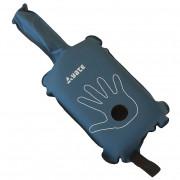 Kézi pumpa PU habból kék