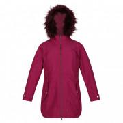 Gyerek kabát Regatta Abbettina Parka rózsaszín