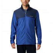 Pánská flísová bunda Columbia Maxtrail Midlayer Fleece kék