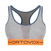 Sportmelltartó Ortovox 185 Rock'n'Wool Sport Top