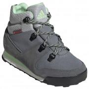 Gyerek cipő Adidas Snowpitch C.RDY szürke