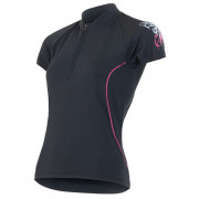 Dámský cyklistický dres Sensor Entry fekete