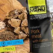 Adventure Menu 100%  Disznóhús köménnyel 200 g