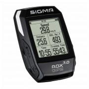 Cyklocomputer Sigma Rox 7.0 GPS fekete