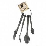 Evőeszköz készlet Kupilka Cutlery fekete
