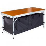Konyhai asztal Zulu Sorgo fekete