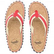 Flip-flop Gumbies Corker Natural Cork - Red