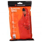 Túlélő bivakzsák Lifesystems Survival Bag narancs