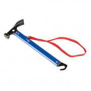 Kladivo Bo-Camp Hammer With Peg Puller kék