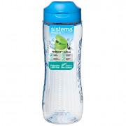 Kulacs Sistema Tritan Active Bottle 800ml kék Blue