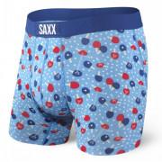Boxer Saxx Vibe Boxer Brief világoskék