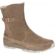 Női cipő Merrell Icepack Guide Buckle Plr Wp barna
