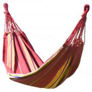 Függőágy Cattara Textil piros/sárga