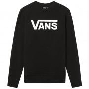 Női pulóver Vans Wm Classic V Crew fekete