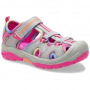 Gyerek szandál Merrell Hydro Hiker Sandal szürke/rózsaszín