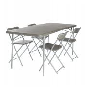 Szett Vango Orchard XL 182 Table and Chair szürke